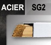 Baguettes tig ACIER SG2