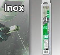Electrodes INOX
