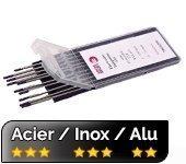 Electrodes TIG E3 (AC/DC)