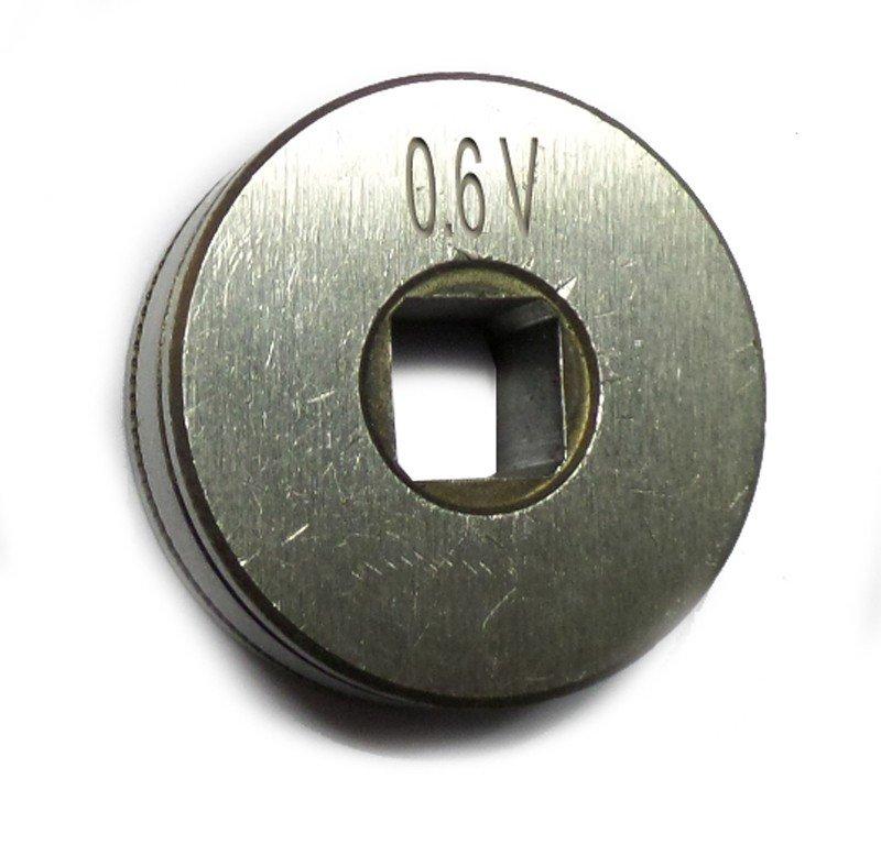 GALET ACIER D 0,6 / 0,8 mm  - EASYMIG 130 / 140 - GYS