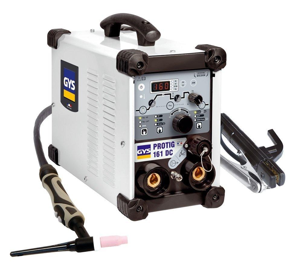 Poste de soudure PROTIG 161 DC avec accessoires - GYS -NEW