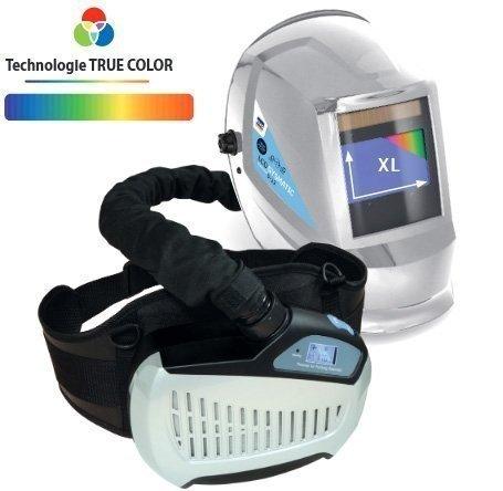 MASQUE RESPIRATOIRE GYSMATIC 9-13 AIR - TRUE COLOR XL  - GYS