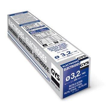Etui de 165 électrodes acier rutiles - GYS