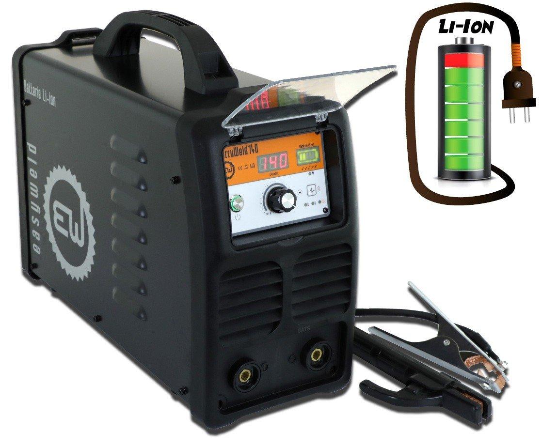 Poste à souder sur batterie ACCUWELD 140  et accessoires - EASYWELD - NEW