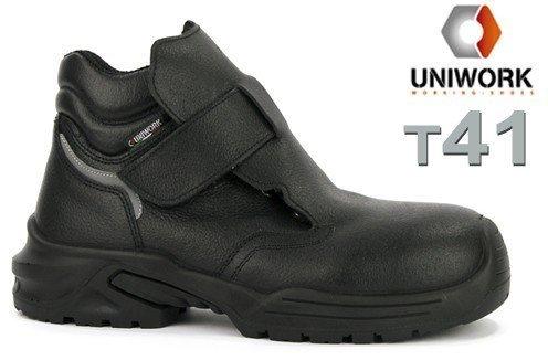 Chaussure de soudeur en cuir - T41 - UNIWORK