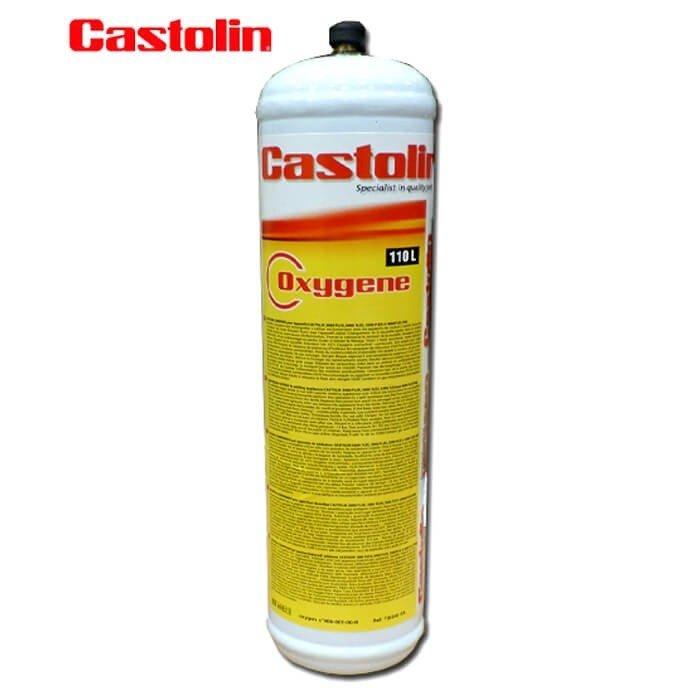 Bouteille OXYGENE  pour  CASTOLIN 3500 FLEX