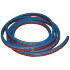 TUYAUX GAZ OXYGENE/ ACETYLENE  6,3X 12  (vendu au mètre)
