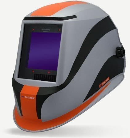 Masque de soudeur LCD WUITHOM 9910XX - VISION XXL TRUE COLOR