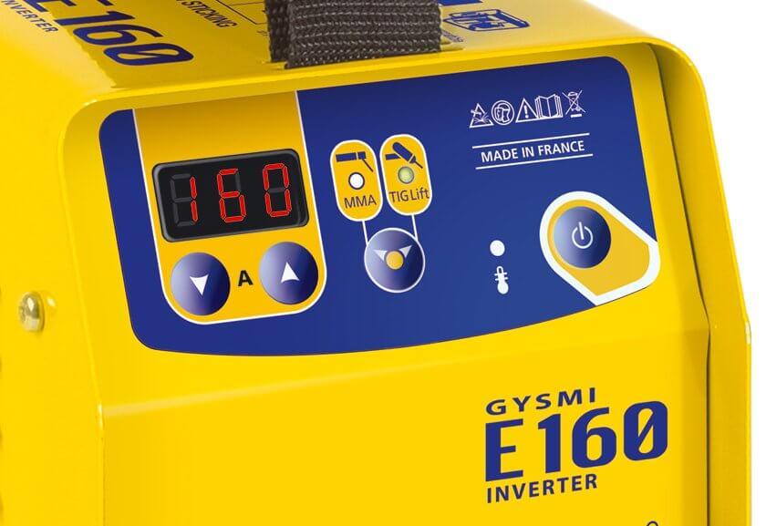 CLAVIER DE RECHANGE POUR  POSTE GYSMI E160 -GYS -