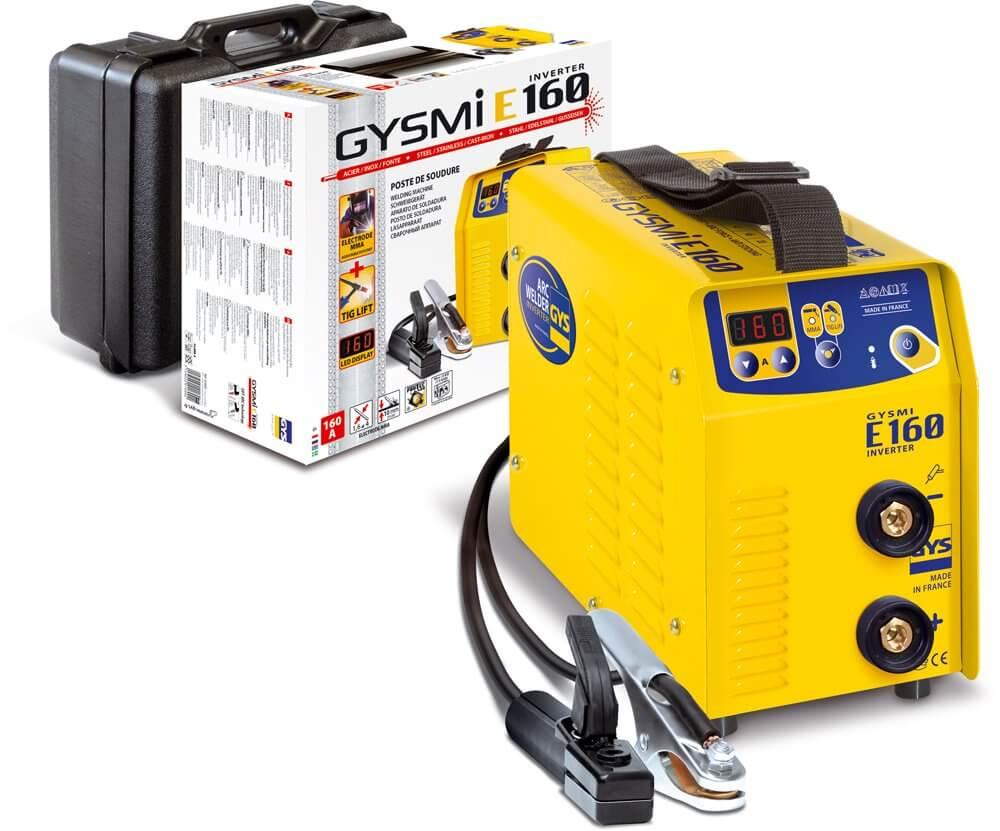 GYS - GYSMI E160 - en mallette -016002