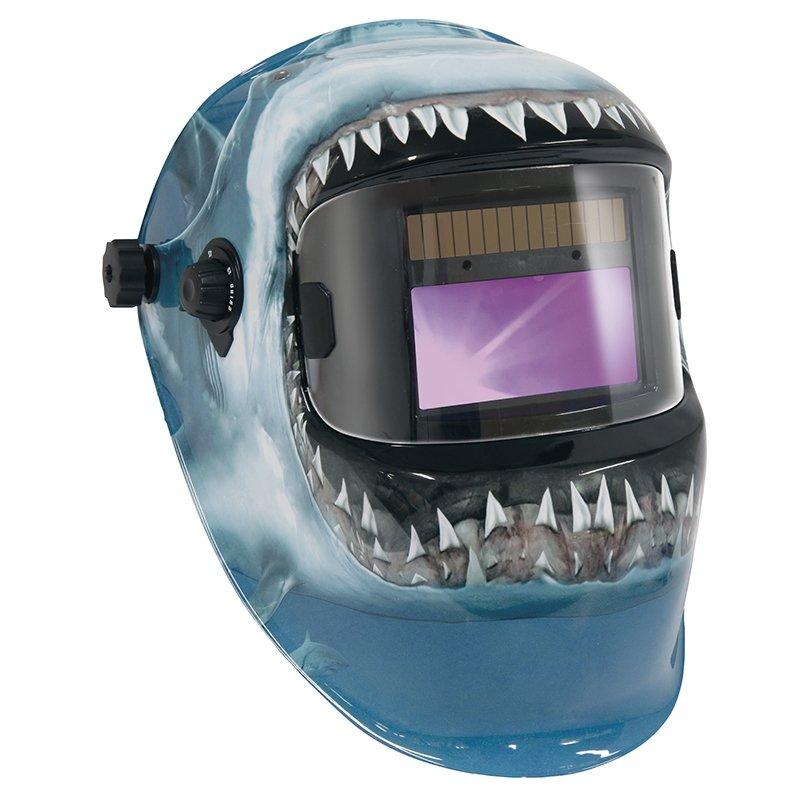 Masque de soudeur PROMAX  LCD 9-13G - SHARK - TOOL IT