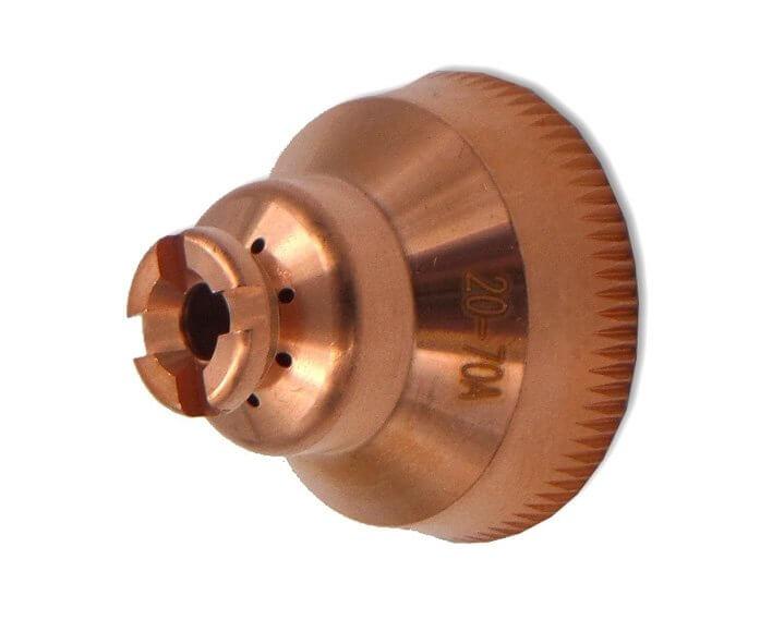 Déflecteur coupage 20/70A - torche Plasma MT-70