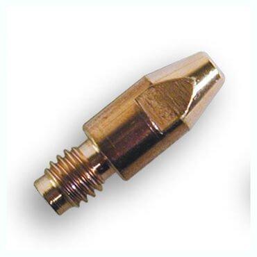 tubes contacts  Ø 1 M6 - Pour torche 250 / 350 A - NO GAZ 0,9