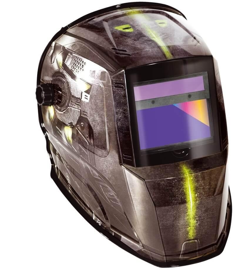 Masque de soudeur LCD INVADER 11 - TOOL IT - TRUE COLOR - GYS