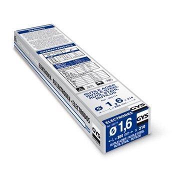 Demi etui de 210 électrodes acier rutiles - GYS