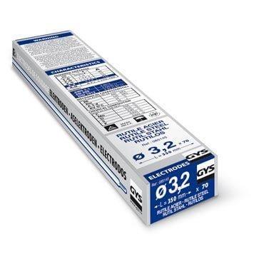 Demi etui de 70 électrodes acier rutiles - GYS