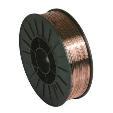 Bobine de fil MIG-MAG  D 200 mm - ACIER - D 0,6 - 5kg