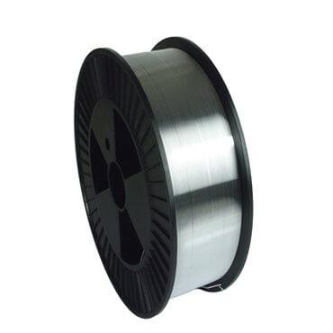 Bobine de fil plein  D 200 mm - ALU (AlSi12) - D 1,2 - 2 kg