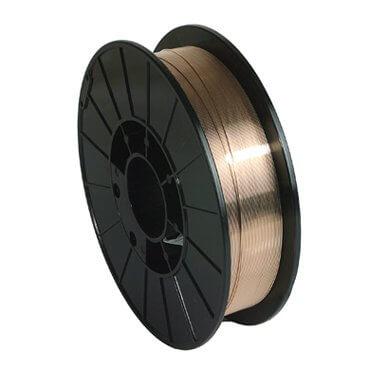 Bobine de fil plein  D 200 mm - Spéciale tôle THLE (CUSI3) - D 0,8 - 5 kg
