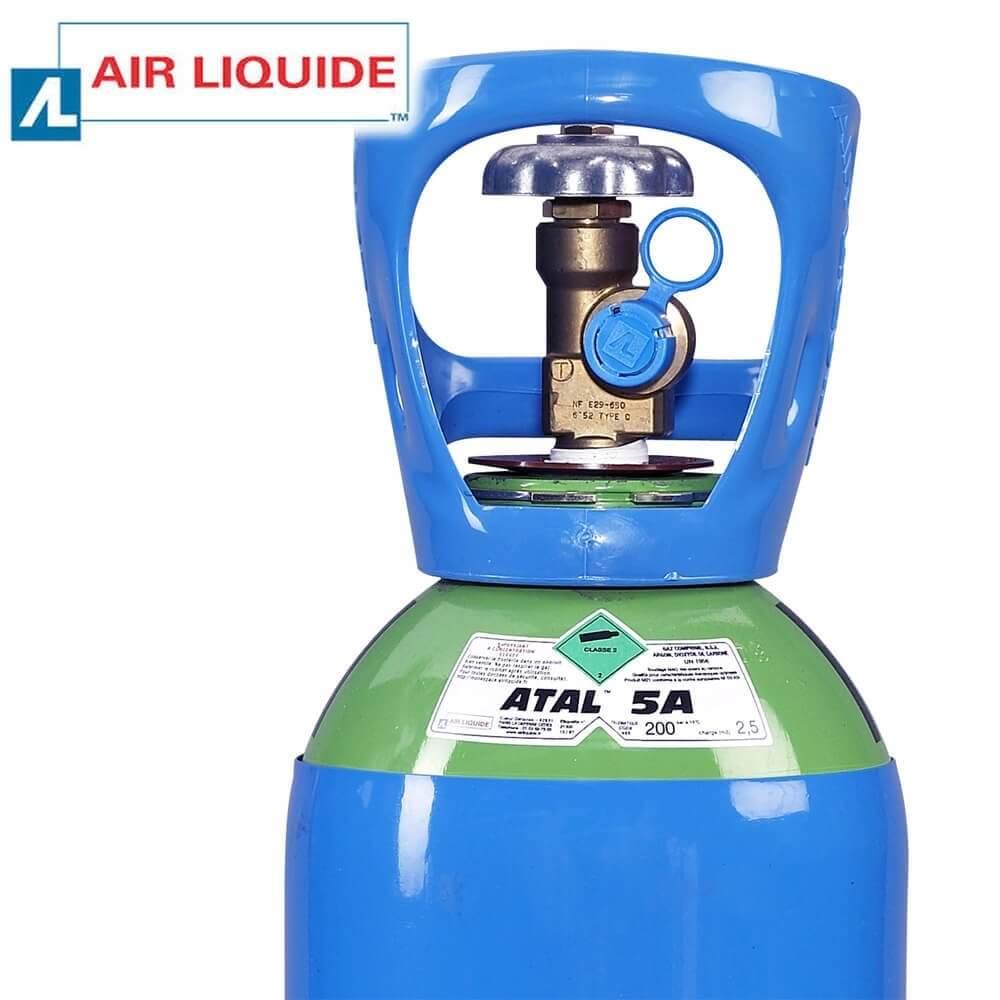 bouteille argon co2 atal 5 2 5 m3 air liquide. Black Bedroom Furniture Sets. Home Design Ideas