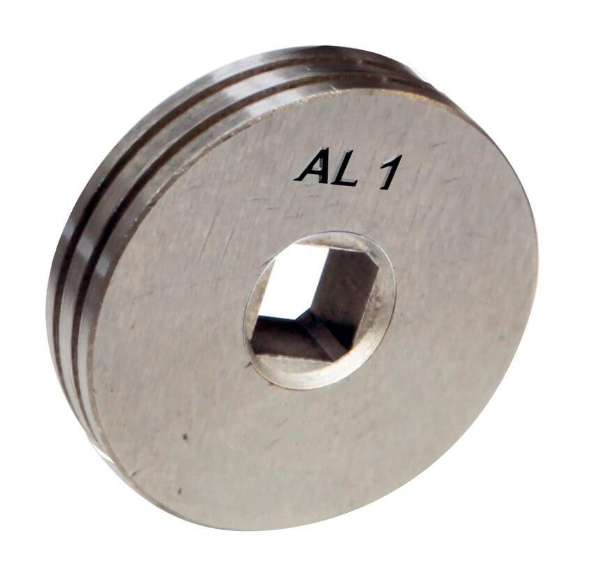 GALET ALU / ACIER  Ø 1 - TELWIN