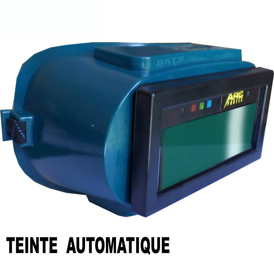 LUNETTE DE SOUDEUR G1 - Automatique  - WUITHOM