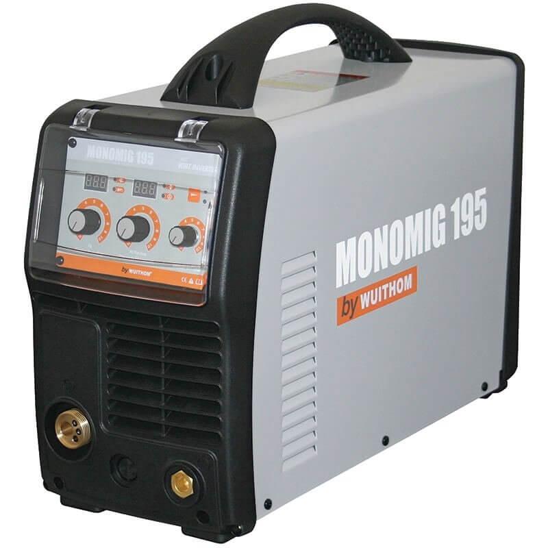 Poste à souder MIG - MONOMIG 195 - WUITHOM