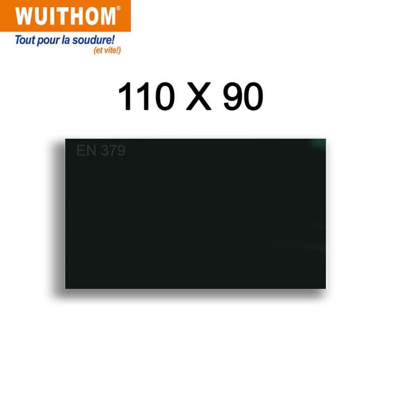 10 Écrans de garde TEINTE 13  -  Extérieur 110 x 90 mm  - vendu par 10 pièces