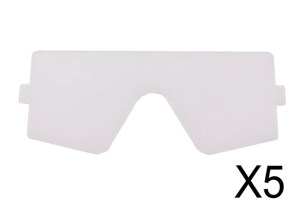 5 Écrans de garde -  Intérieur -  pour masque OPTREL PANORAMAXX