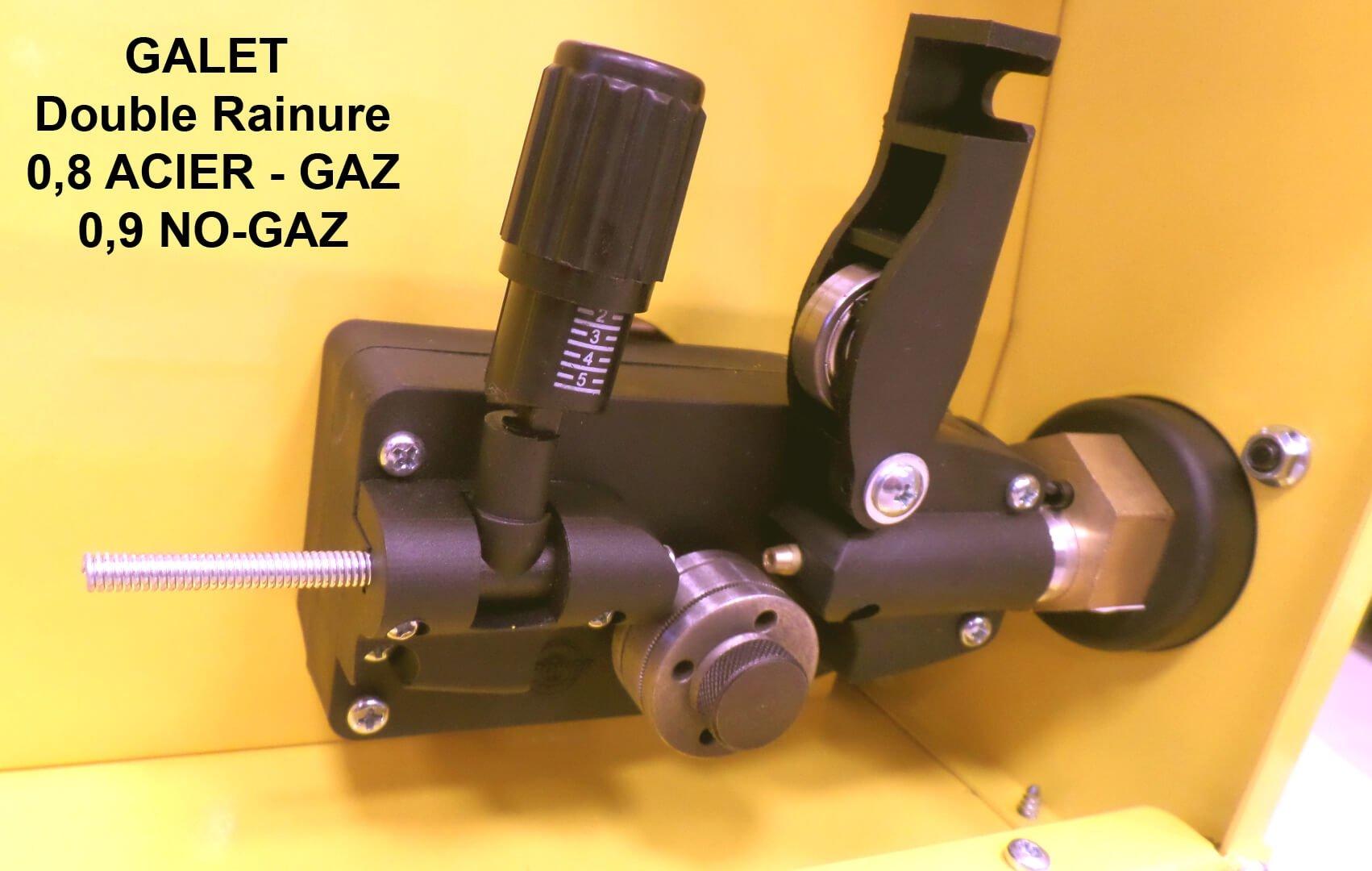 Poste de soudure MIG EASYMIG 150 -140A 230V - 3 EN1 - GYS cace39193c43