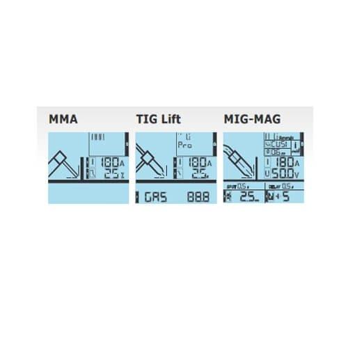 b1591c4853de3b Poste à souder MIG - MULTIPEARL 200-4 XL - GYS
