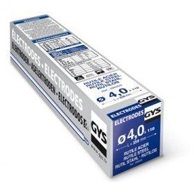 Électrodes ACIER rutiles - D 4 - ( 110 pièces )