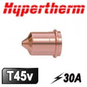 5 Buses de torche Plasma T45v - 30A - manuel - Hypertherm