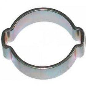 Collier de serrage 2 oreilles D17 MM
