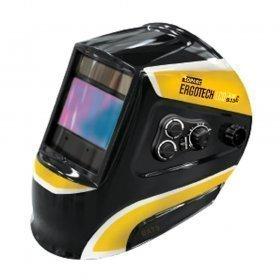 Masque de soudeur LCD ERGOTECH  5-9 / 9-13 G - BLACK  - GYS