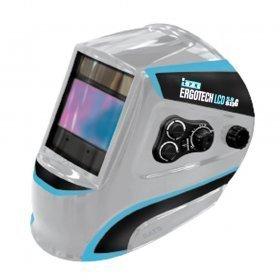 Masque de soudeur LCD ERGOTECH  5-9 / 9-13 G - SILVER  - GYS