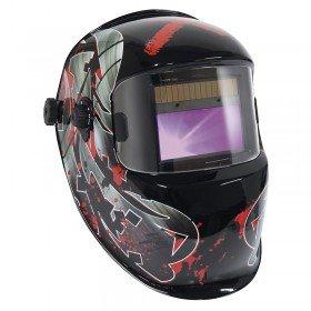 Masque de soudeur PROMAX  LCD 9-13G TRUE COLOR - VOLCANO - GYS
