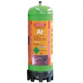 BOUTEILLE GAZ ARGON PUR jetable 2,2 Litres - Soudure Aluminium