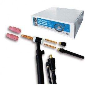 Torche TIG  à valve  SR17V - connecteur 10/25