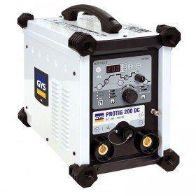 Poste de soudure PROTIG 200 DC avec accessoires - GYS - NEW