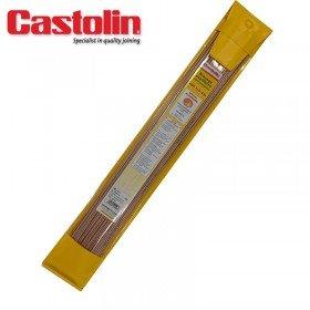 Baguettes métal apport flamme RB 5246 - Cuivre - Ø 2 - CASTOLIN