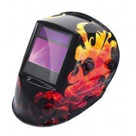 Masque de soudeur LCD ZEUS 5-9 / 9-13 G TRUE COLOR - FIRE  - GYS