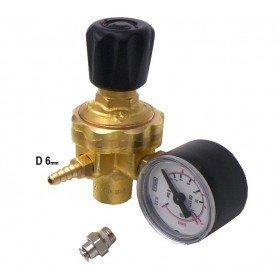 Débilitre pour bouteilles jetable MINIJET- valve