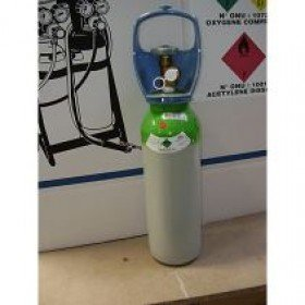 Bouteille  ARGON +CO2  MISON12   DUES MINI  1 m3   LINDE