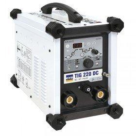 Poste de soudure TIG 220 DC HF sans accessoires - GYS - NEW