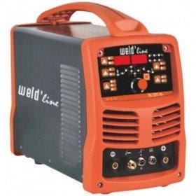 Poste de soudure Weld'Line TIG 200 ALU (ac/dc) - EASYWELD - NEW