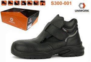 Chaussure de soudeur en cuir - T40 - UNIWORK