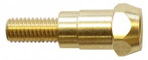 5 Supports tube contact M6 pour torche MIG 300A refroidissement liquide (MB240)