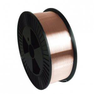 Bobine de fil RECHARGEMENT  D 300 mm - ACIER - D 1,2 - 15kg