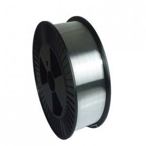 Bobine de fil plein  D 200 mm - ALU (AlSi12) - D 1 - 2 kg